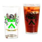 Hornblower Drinking Glass