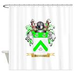 Hornblower Shower Curtain