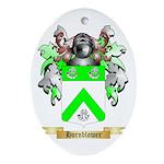 Hornblower Ornament (Oval)