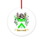 Hornblower Ornament (Round)