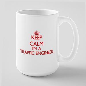 Keep calm I'm a Traffic Engineer Mugs