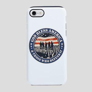 God Bless America iPhone 7 Tough Case