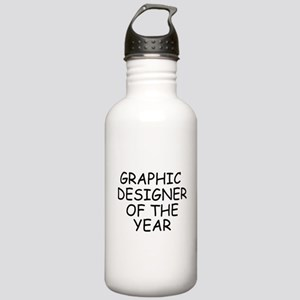Graphic Designer of th Stainless Water Bottle 1.0L