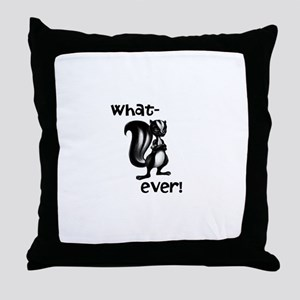 George-Whatever Throw Pillow