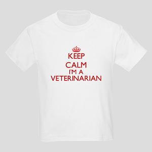 Keep calm I'm a Veterinarian T-Shirt