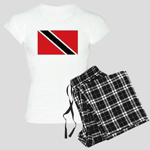 Trinidad flag Women's Light Pajamas