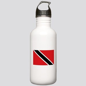 Trinidad flag Stainless Water Bottle 1.0L