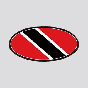 Trinidad flag Patches
