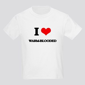 I love Warm-Blooded T-Shirt