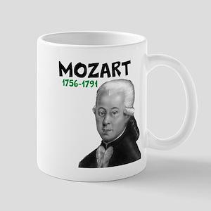 Mozart: Musical Genius Mug