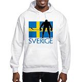 Sverige ishockey Light Hoodies