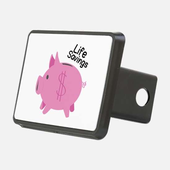Life Savings Hitch Cover