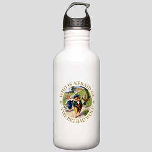 Who Is Afraid Of The B Stainless Water Bottle 1.0L
