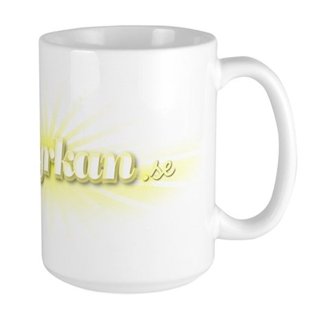 Uturkyrkan Large Mug