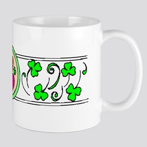 Irish Heart Mugs