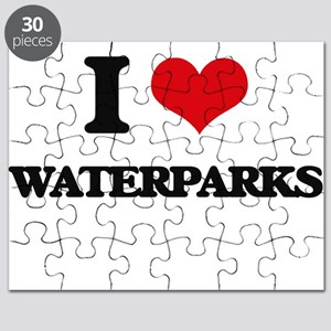 I love Waterparks Puzzle