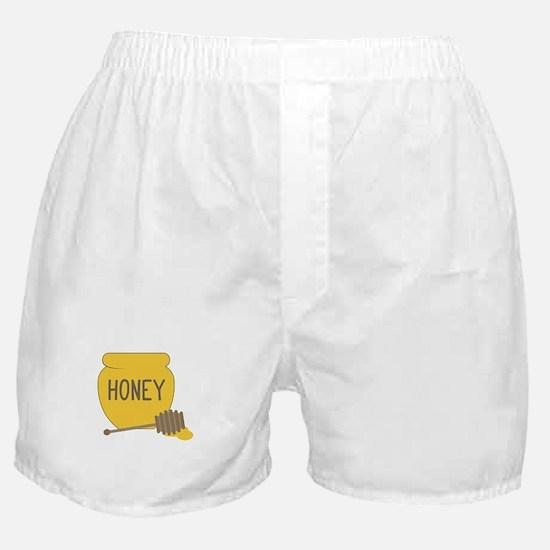 Sweet Honeypot Jar Boxer Shorts