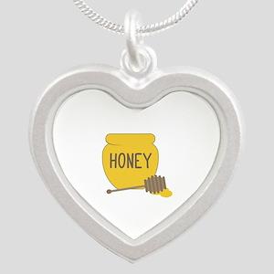 Sweet Honeypot Jar Necklaces