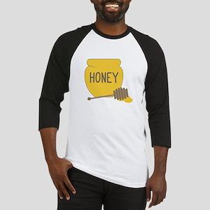 Sweet Honeypot Jar Baseball Jersey