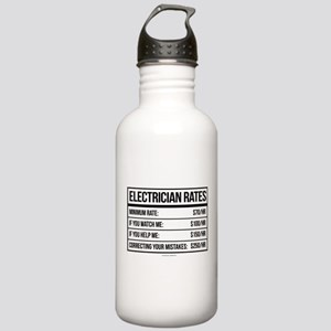 Electrician Rates Humo Stainless Water Bottle 1.0L