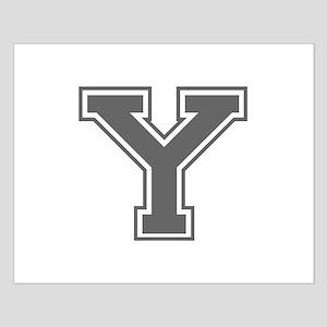 Y-var gray Posters