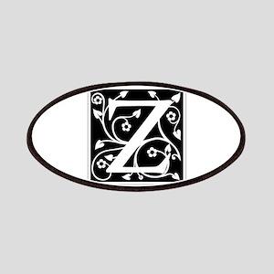 Z-ana black Patches