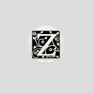 Z-ana black Mini Button