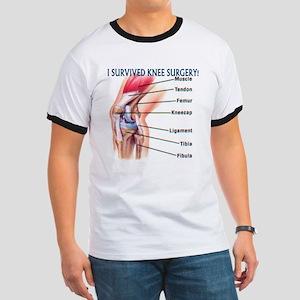 Knee Surgery Gift 6 Ringer T
