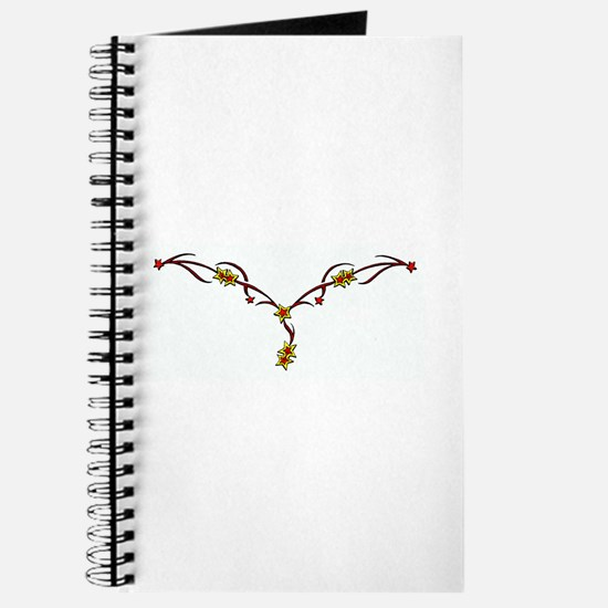 Funny Tribal stars Journal