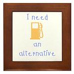 I need an Alternative Framed Tile