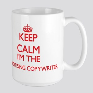 Keep calm I'm the Advertising Copywriter Mugs