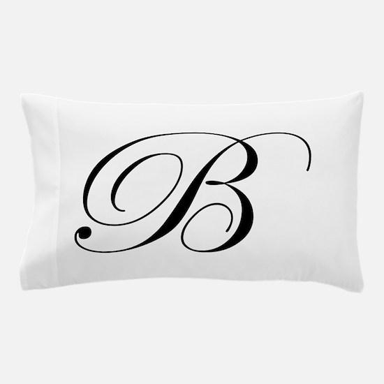 B-edw black Pillow Case