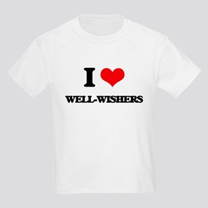 I love Well-Wishers T-Shirt