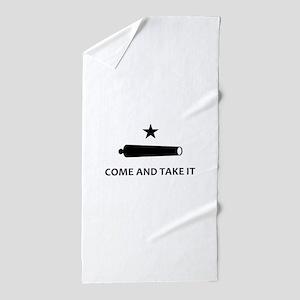 BATTLE OF GONZALES Beach Towel