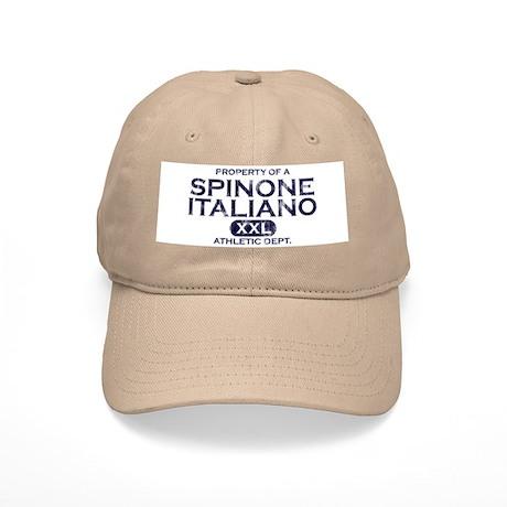 Property of Spinone Italiano Hat (Khaki)