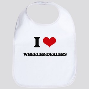 I love Wheeler-Dealers Bib