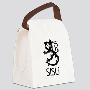 Sisu Canvas Lunch Bag