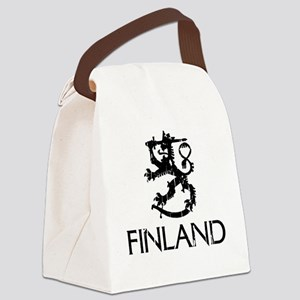 Finland Canvas Lunch Bag