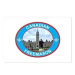 Proud Canada Mason Postcards (Package of 8)