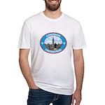 RCMP Freemason Fitted T-Shirt