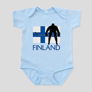 Finland Hockey Body Suit