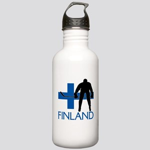 Finland Hockey Stainless Water Bottle 1.0L