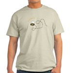 1st Bee Flying Fancy Light T-Shirt
