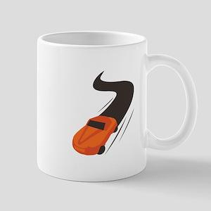 RaceCar_Base Mugs