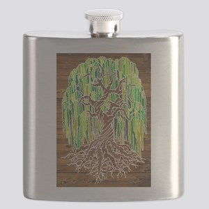 Willow Tree Flask