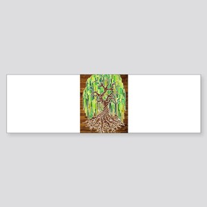 Willow Tree Bumper Sticker