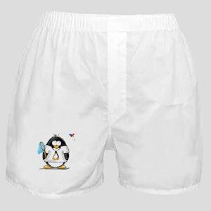 linux vs windows Penguin Boxer Shorts