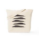 Aba African Knifefish Tote Bag