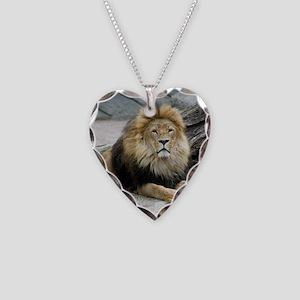 Lion_2014_1001 Necklace Heart Charm