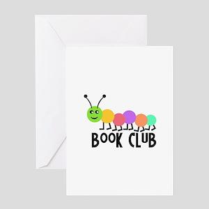 BOOK CLUB Greeting Cards